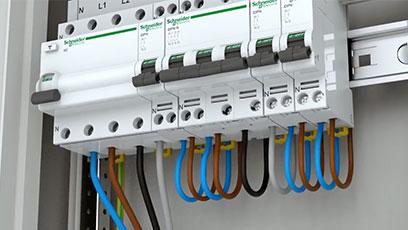 Feller Distribution électrique de Schneider Electric